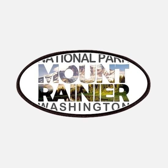 Mount Rainier - Washington Patch