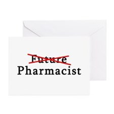 Future Pharmacist No More Greeting Cards (Pk of 10
