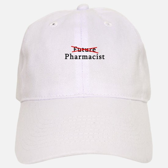 Future Pharmacist No More Baseball Baseball Cap