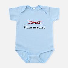Future Pharmacist No More Infant Bodysuit