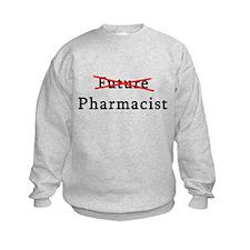 Future Pharmacist No More Sweatshirt