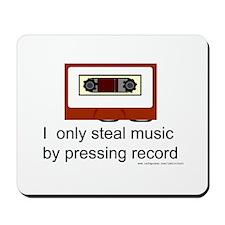 Tape it Mousepad
