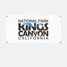 Kings Canyon - California Banner