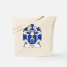Dolega Family Crest Tote Bag