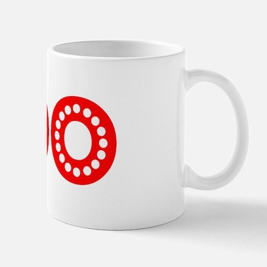 Retro COO (Red) Mug