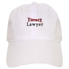 No Longer Future Lawyer Baseball Cap