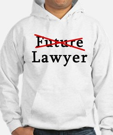 No Longer Future Lawyer Hoodie