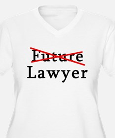 No Longer Future Lawyer T-Shirt