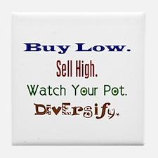 Buy Low Tile Coaster