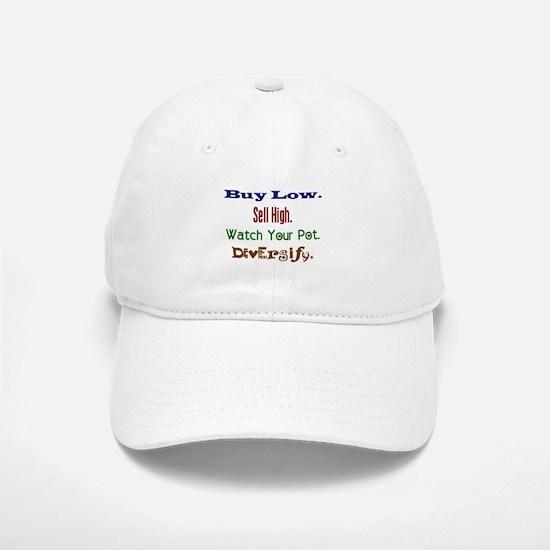 Buy Low Baseball Baseball Cap