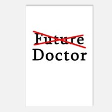 No Longer Future Doctor Postcards (Package of 8)