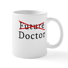 No Longer Future Doctor Mug