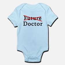 No Longer Future Doctor Infant Bodysuit