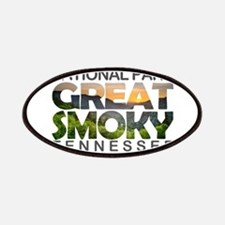 Great Smoky Mountains - Tennessee, North Car Patch