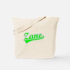 Retro Zane (Green) Tote Bag