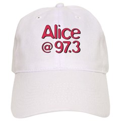 Alice Logo Baseball Cap