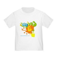 Alice 'Explode' Toddler T-Shirt