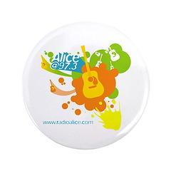 """Alice 'Explode' 3.5"""" Button"""