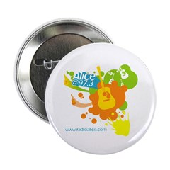"""Alice 'Explode' 2.25"""" Button (10 pack)"""