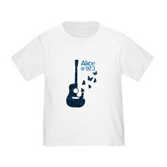 Alice 'Butterflies' Toddler T-Shirt