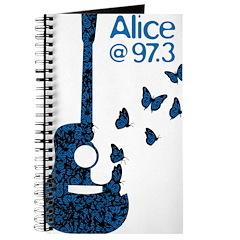 Alice 'Butterflies' Journal