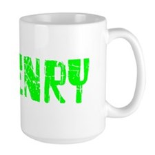 McHenry Faded (Green) Mug