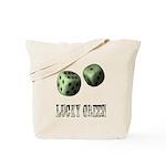Lucky Green Nevada Reusable Tote Bag