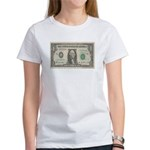 Dollar Bill Women's T-Shirt