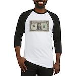 Dollar Bill Baseball Jersey