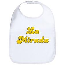 Retro La Mirada (Gold) Bib