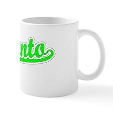 Retro Adelanto (Green) Mug