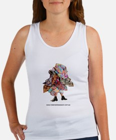 Cute Quilting Women's Tank Top