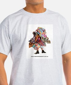 Unique Quilt design T-Shirt