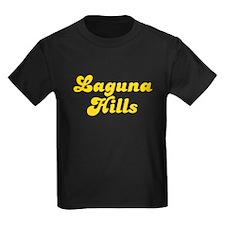 Retro Laguna Hills (Gold) T