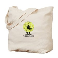 Unique Moonwalker Tote Bag