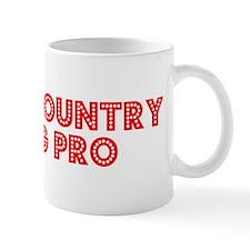 Retro Cross Count.. (Red) Mug