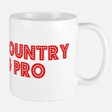 Retro Cross Count.. (Red) Mug