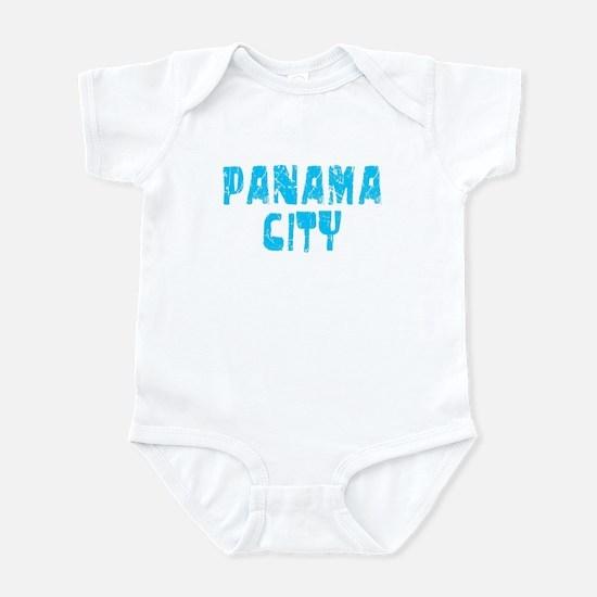 Panama City Faded (Blue) Infant Bodysuit