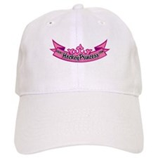 Cute Hockey princess Baseball Cap