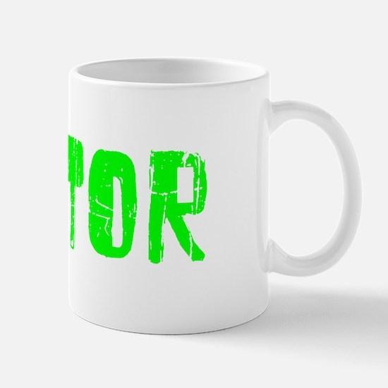 Mentor Faded (Green) Mug