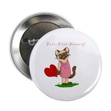 """Purr-fect Mommy 2.25"""" Button"""