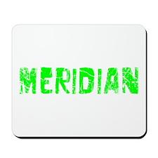 Meridian Faded (Green) Mousepad
