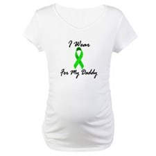 I Wear Lime Green For My Daddy 1 Shirt
