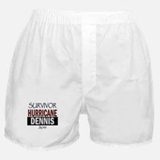 Survivor Hurricane Dennis Boxer Shorts