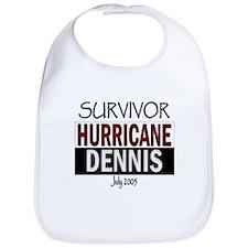 Survivor Hurricane Dennis Bib