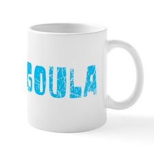 Pascagoula Faded (Blue) Mug