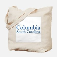Columbia SC Tote Bag
