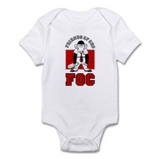 Cute Friends of cho Infant Bodysuit