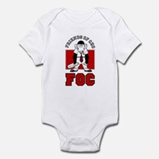 Cute Friends cho Infant Bodysuit