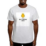 Base jumping tshirts Mens Light T-shirts